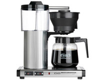 Kaffebryggare Moccamaster CD Grand AO polished silver